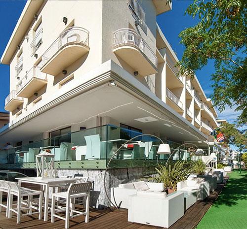 Hotel Lido Di Dante Sul Mare